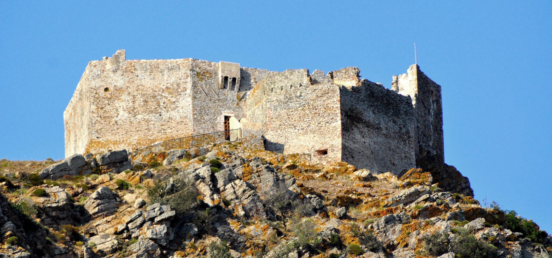 Volterraio Castle