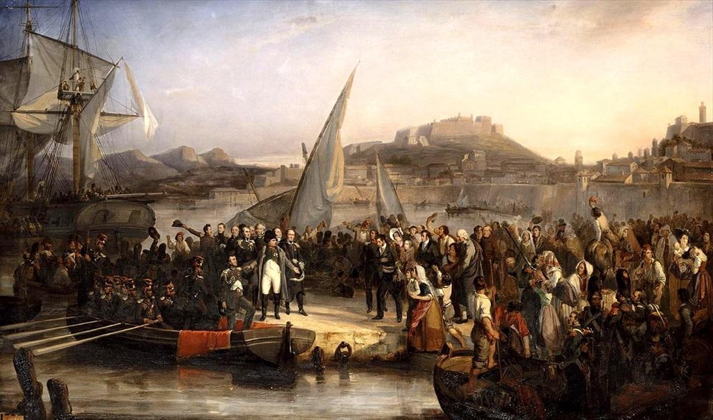 Three concerts in Napoleonic sites