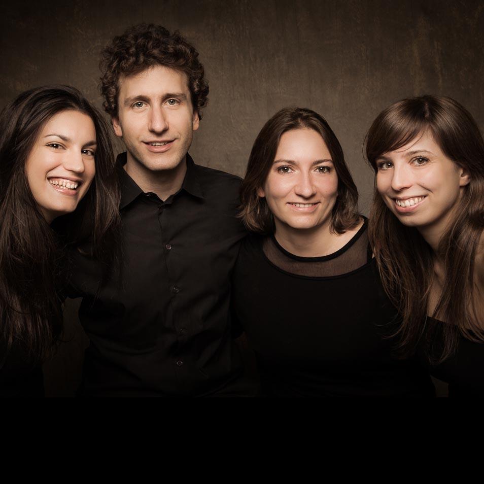 Lyskamm Quartet